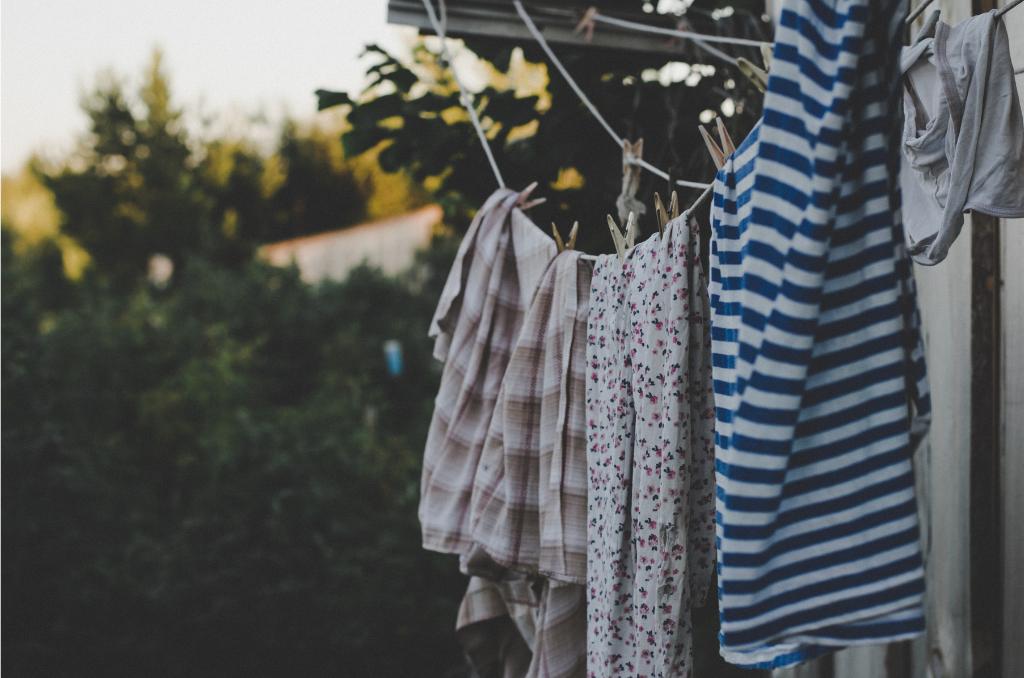Nakupování – oblečení