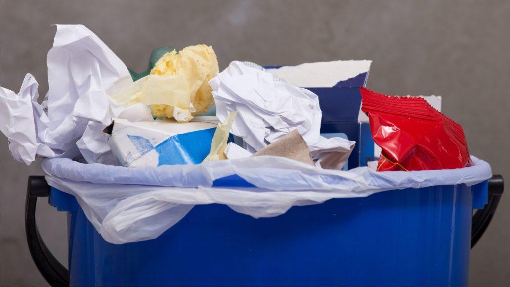 Pracoviště – odpady