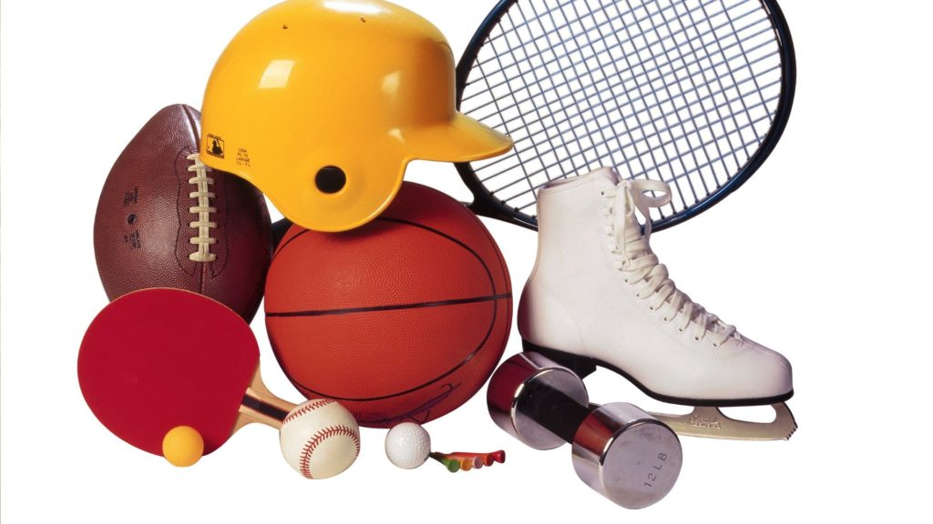 Volný čas – vybavení na sport a turistiku