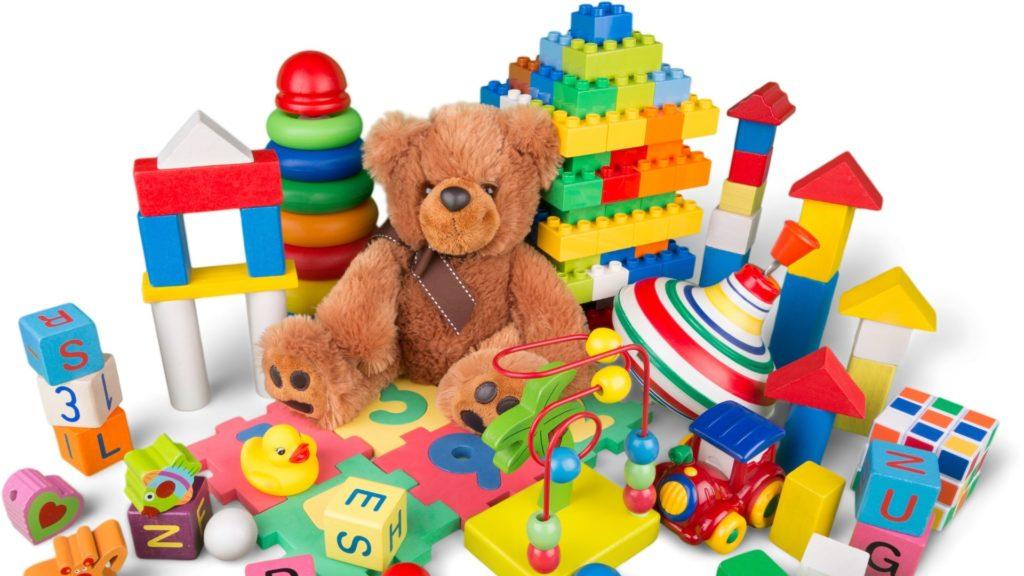Nakupování – hračky a dětské zboží