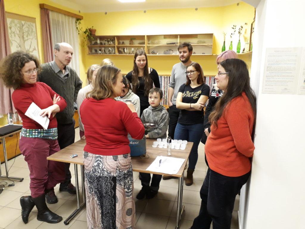 Online workshop: Jak na předvánoční úklid aneb výroba domácích čistících prostředků šetrných k přírodě